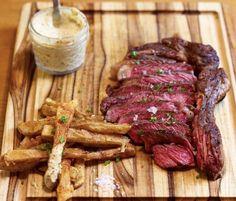 Sous Vide Steak Frites