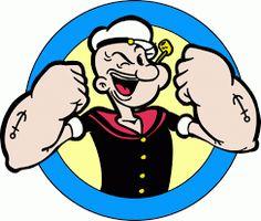 Resultado de imagem para festa menino marinheiro + popeye