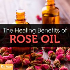 Rose Essential Oil Benefits Skin & Hormones - Dr. Axe