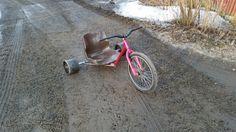 DIY Drift trike