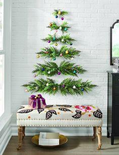 4 Raw//Bare Christmas Chipboard Die Cut PRiMiTiVE XMAS TREE