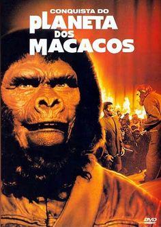 A Conquista Do Planeta Dos Macacos 1977