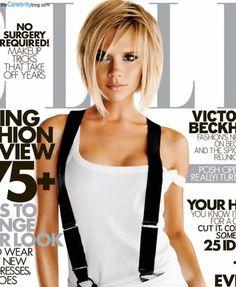 Admirable Victoria Beckham Bob Back View Victoria Beckham Short Hair Cut Short Hairstyles For Black Women Fulllsitofus