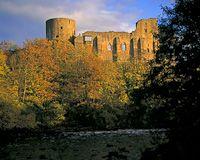 Barnard Castle, County Durham, England.