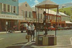 When in Bermuda, wear Bermuda shorts. #travel