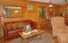 Mountain Whispers 1 Bedroom Cabin at Parkside Cabin Rentals Smoky Mountain Cabin Rentals, Smoky Mountains Cabins, Thing 1, Bedroom, Bedrooms, Dorm Room, Dorm