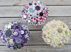 bouquet de boutons