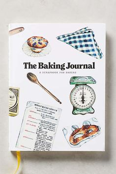 For all the bakers and lovers of baked goods.