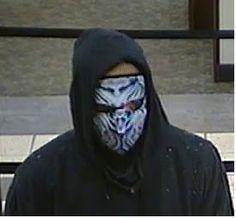 Bank Robber Mask