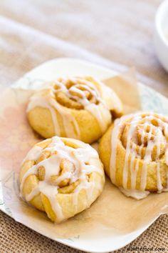 30 Minute Mini Cinnamon Rolls