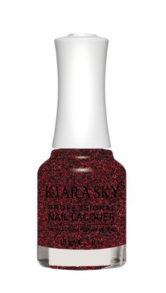 Kiara Sky Nail Polish Dream Illusion N552. Kiara Sky® Professional Nail Lacquer is an advanced formula free of Formaldehyde, Toluene, and DBP. Our highly pigmented, high-fashion nail lacquer provides glassy, full coverage, long-wearing shine for natural nails. Kiara Sky patent-pending bottle design is paired with Precision Brush® technology engineered to complement our highly pigmented formula, giving you the most even and precise lacquer application.