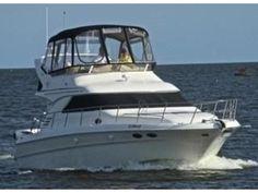 2000 Sea Ray Sedan Bridge 400 located in Mississippi for sale