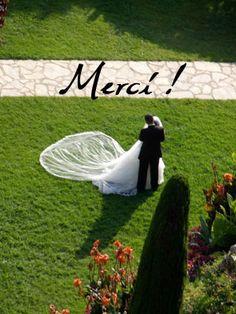Quelle photo allez-vous utiliser pour vos remerciement de mariage ?