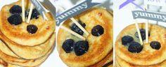 Ich habe das perfekte Pancake Rezept gefunden. Mit Kokosmehl und Raspeln. Sie gehen toll auf und schmecken richtig Fluffig. Das Kokos...