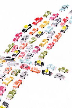 iphone wallpaper. cars!