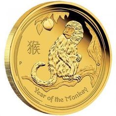 Year of the monkey 1992 China Zodiac 5oz Red copper Commemorative coins