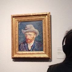 Pin for Later: 79 European Vacation Experiences You'd Be Crazy to Miss Drop by the Van Gogh Museum in Amsterdam