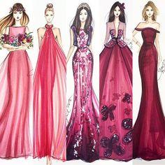 Hnichols Fashion Illustration