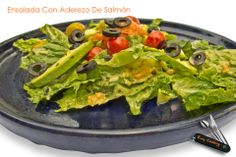 Easy Cooking, Guacamole, Salmon, Mexican, Ethnic Recipes, Food, Dishes, Dressings, Food Items