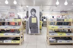 Bakito by Magasin du Nord Department Store, Copenhagen – Denmark » Retail Design Blog