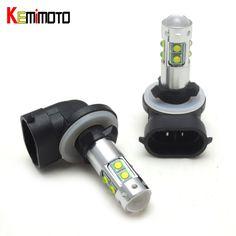 Compare Prices Kemimoto 1 Pair 50W Led Head Light Bulbs Super White For Polaris Sportsman Ranger Rzr 4 #Polaris #Rzr #800