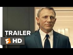 Spectre Official Trailer #2 (2015) - Daniel Craig, Christoph Waltz Action Movie HD - YouTube