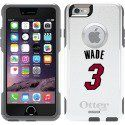 Dwyane Wade Wade 3 on OtterBox Commuter Series Case for iPhone 6
