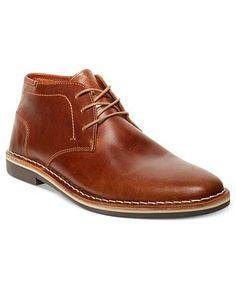 Steve Madden Harken Chukka Boots - Shoes - Men