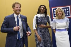 Pin for Later: Prince Harry and the Obamas Join Forces For a Good Cause