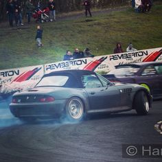 BMW z3 turbo drift car twinning