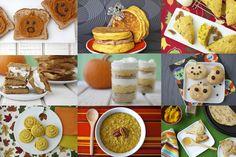 20 Easy Pumpkin Recipes from Weelicious.com