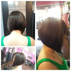 Marys client with an a-line bob cut   Yelp