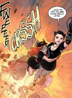 DC Comics: Bombshells #61