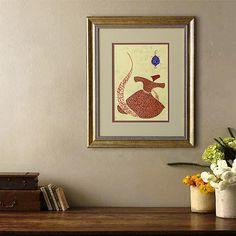 Islamic Art Rumi Love Poem Quote Wall Art #dervish #calligraphyart #wallart #walldecor #homedecor #islamicgift #quoteart #rumiquotes #rumi