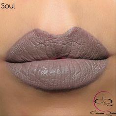 Soul Matte Liquid Lipstick Coming in January 2015 by #ColouredRaine