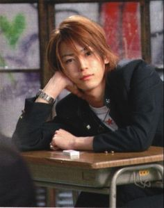 Gokusen2 He's my crush in Gokusen II