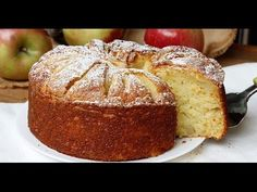 Torta ricotta e nutella Pudding Recipes, Cake Recipes, Dessert Recipes, Apple Recipes, Sweet Recipes, Cake Cookies, Cupcake Cakes, Italian Lemon Pound Cake, Ricotta Cake