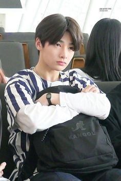 wow, perhaps my heart hurts for two reasons— Yang Jeongin I.N SKZ rude and judging 😏 Lee Min Ho, Gin, Rapper, Kids Wallpaper, Latest Albums, Lee Know, Asian Boys, Kpop Boy, Boyfriend Material