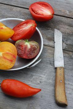 HerzStück - Tomatensuppe schnell gemacht, simple tomato soup, Tomaten