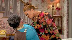 Tyler Perry's Love Thy Neighbor Clip: Mama Hattie dishes out some tough love. Love Thy Neighbor, Tyler Perry, Tough Love, Oprah, Remote, Interview, Marriage, Daughter, Dishes