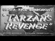 La venganza de Tarzán (1938) Película en Español - YouTube