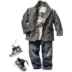 gap boy fashion | Baby Clothing: Toddler Boy Clothing: 1969 Denim Looks | Gap - Polyvore