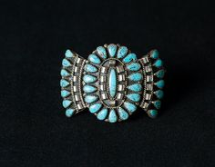 Beautiful Vintage Navajo Sterling Silver by SITFineJewelry on Etsy, $695.00