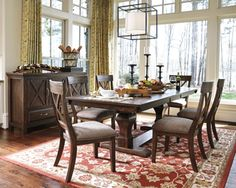 Dining Room Tables  Ashley Furniture Homestore  Furniture Pleasing Dining Room Sets Ashley Furniture Review