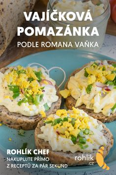 Czech Recipes, Ethnic Recipes, Baked Potato, Potatoes, Baking, Potato, Bakken, Backen, Baked Potatoes