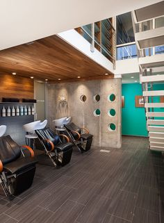 Shep Studio in Provo, Utah, captures a Salons of Distinction award in the 2014 SALONS OF THE YEAR competition.
