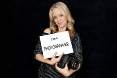 I am a Photographer - a self-portrait project, charity campaign, and celebration of women photographers