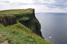 Le scogliere di Moher in Irlanda, un' esperienza spettacolare tra cielo e mare