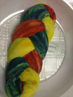 rainbow challot