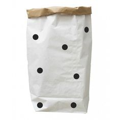 Tellkiddo Dots Paper Bag (Small) – My Messy Room